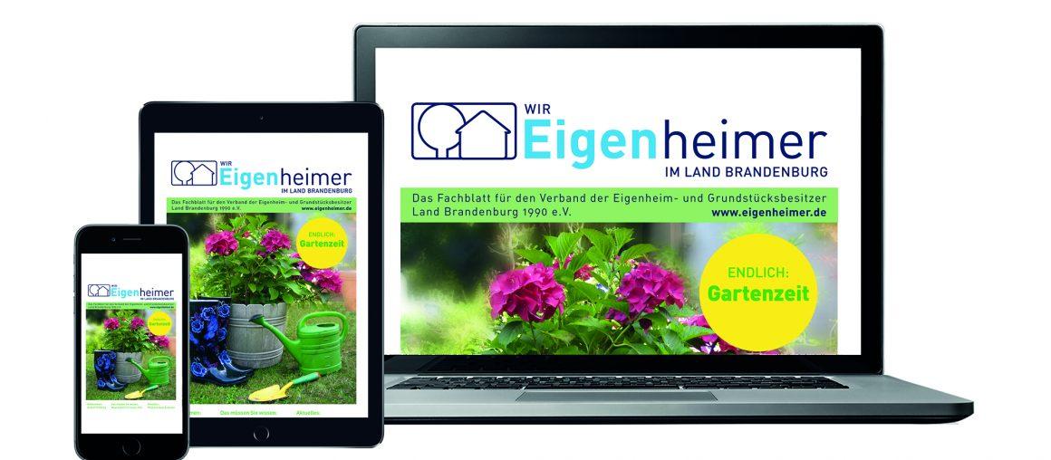 Unsere neue Website ist online